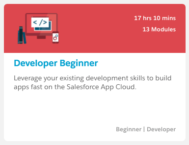 Intro to App Building with Salesforce
